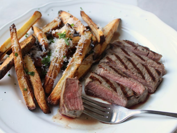 Steak & Truffle Oven Fries