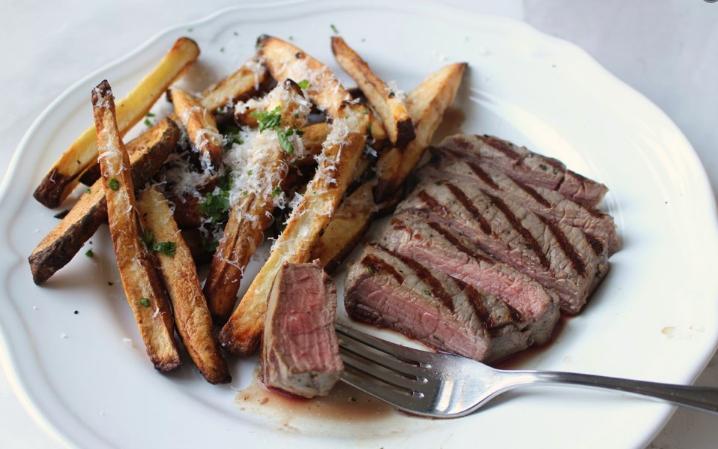 Steak & Truffle Oven Fries