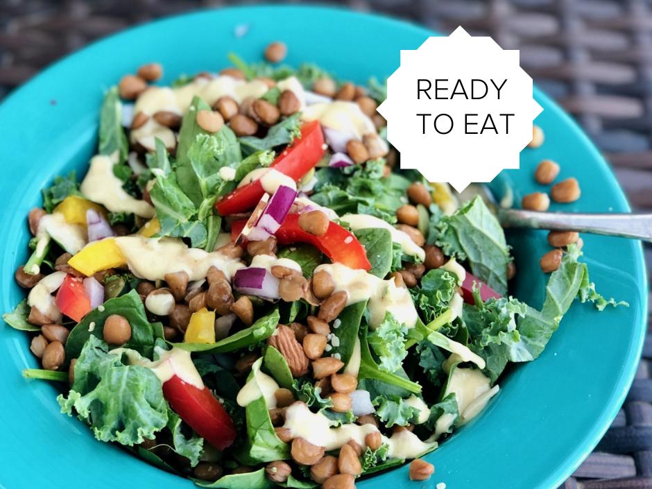 Ready-To-Eat: Goddess Salad