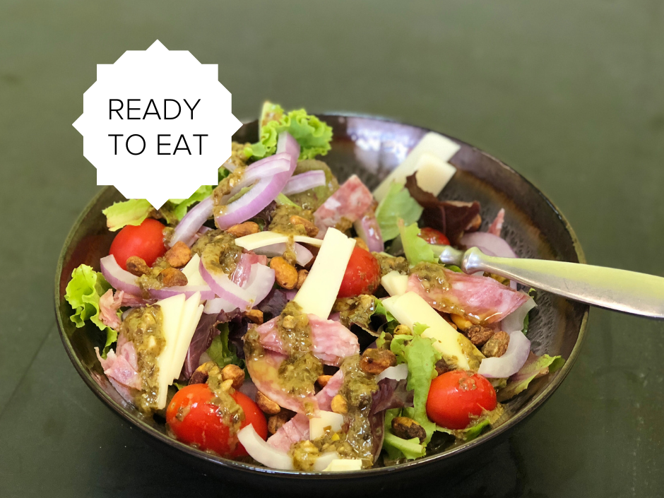 Ready-To-Eat: Italian Bistro Salad