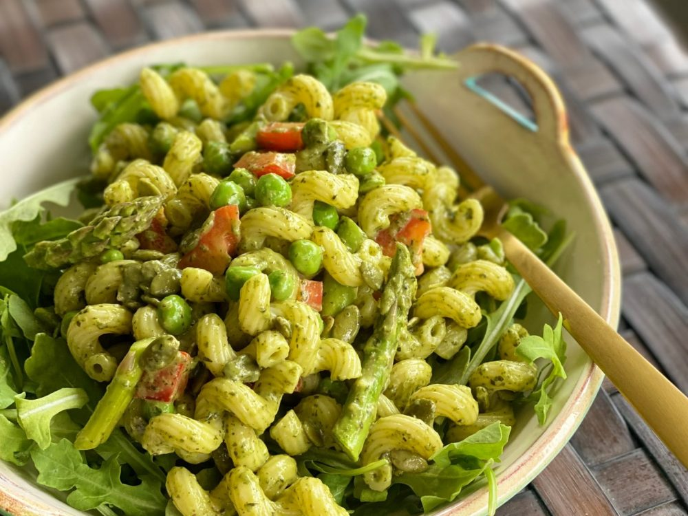 Ready-To-Eat: Green Goddess Pasta Salad