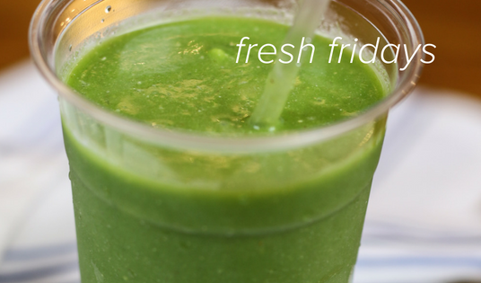 Parsley Pear Detox Smoothie