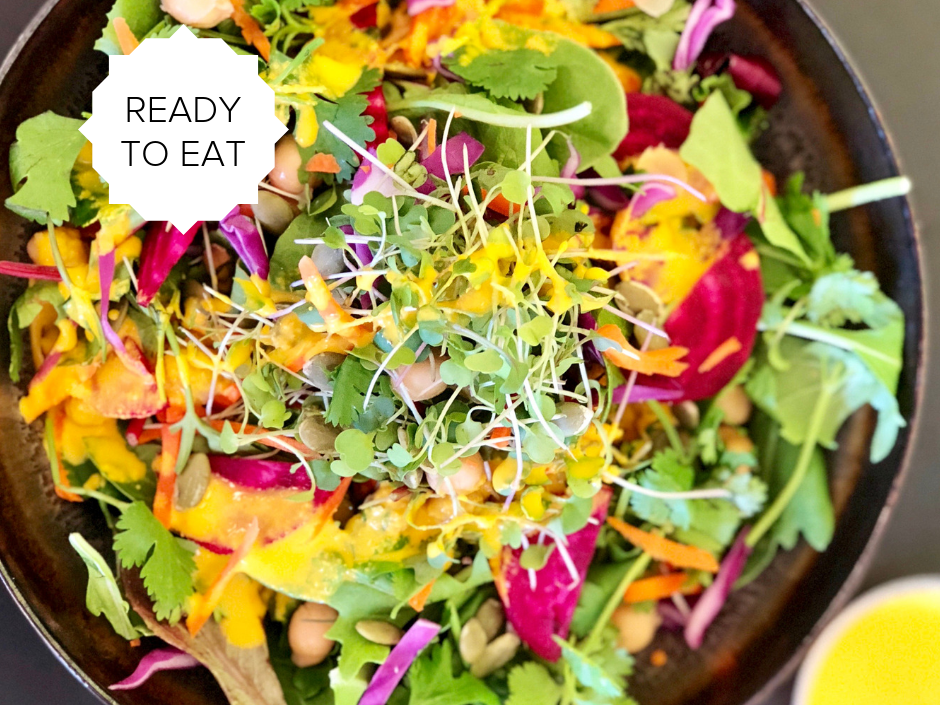 Ready-To-Eat: 'Hippie' Salad