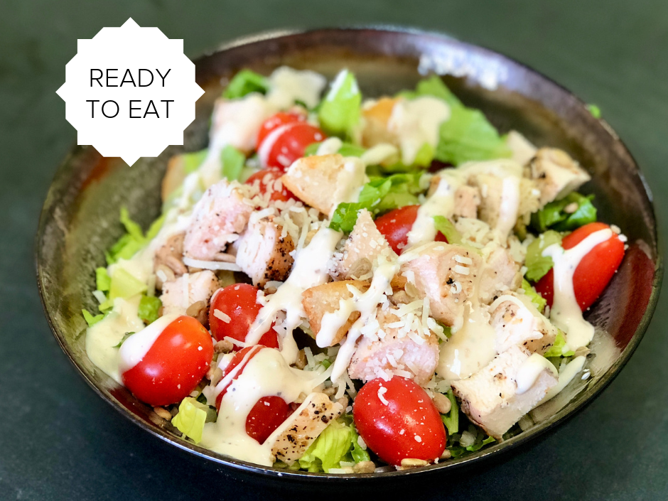 Ready-To-Eat: Chicken Caesar