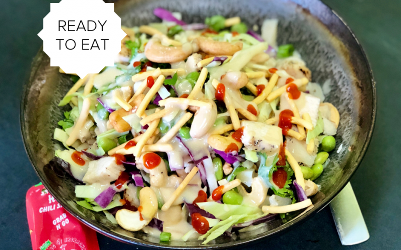 Ready-To-Eat: Cashew Crunch Salad