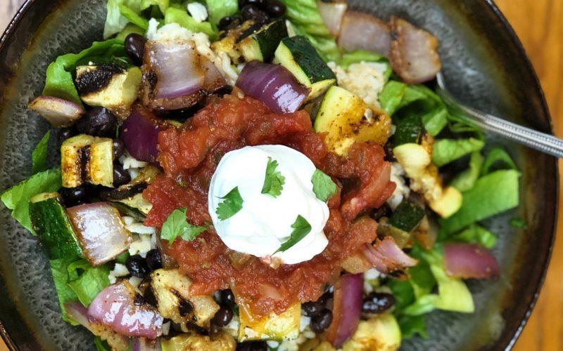 Ready-To-Eat: Veggie Burrito Bowl