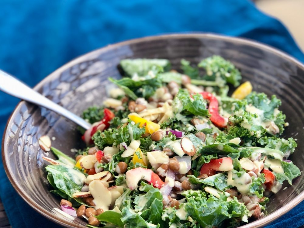 Ready-To-Eat: Goddess Salad